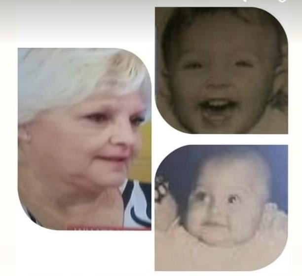 Liliana del Duca – Hijo nacido en Mayo de 1974