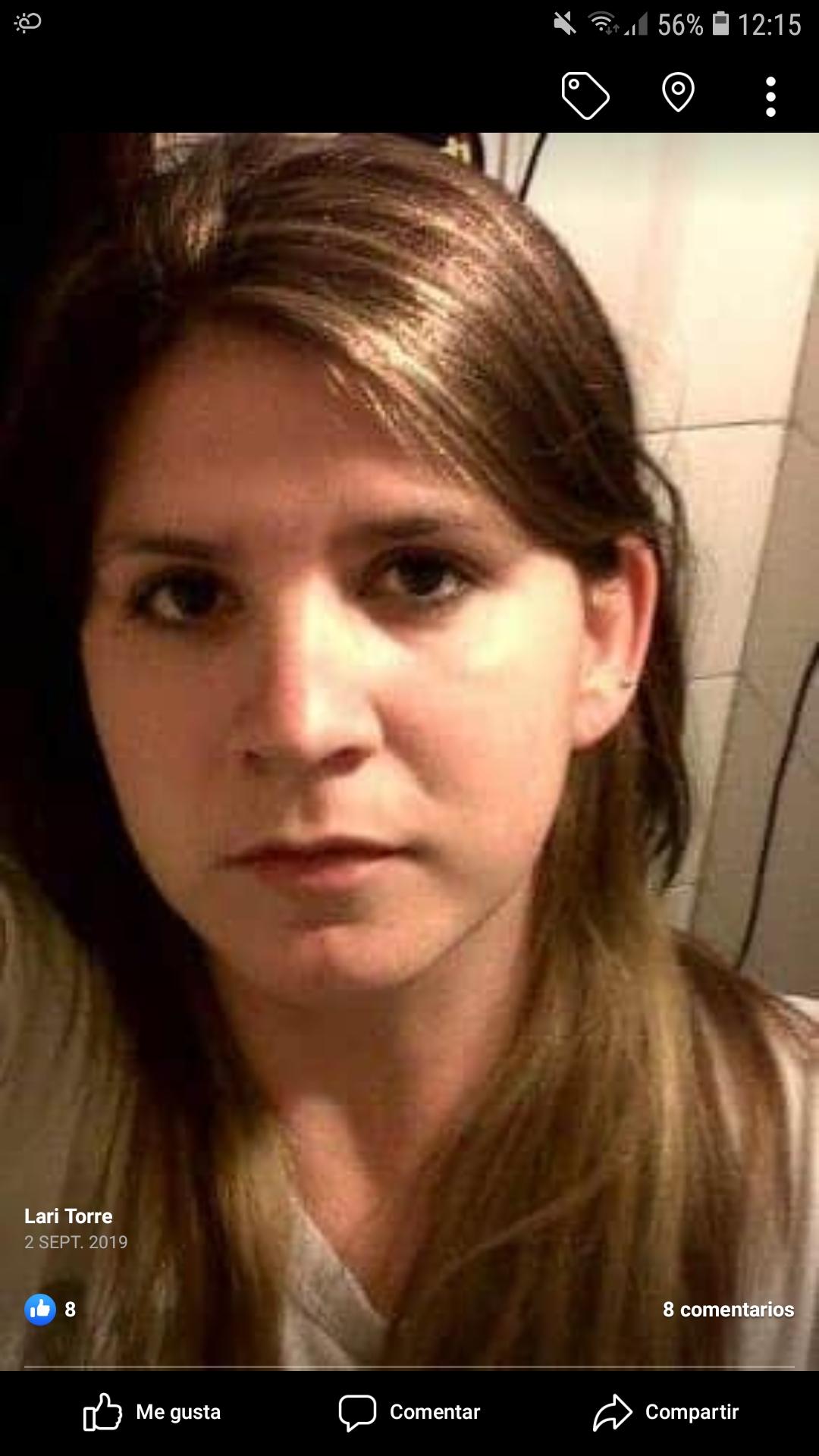 Lara Valeria Torre – Diciembre 1982